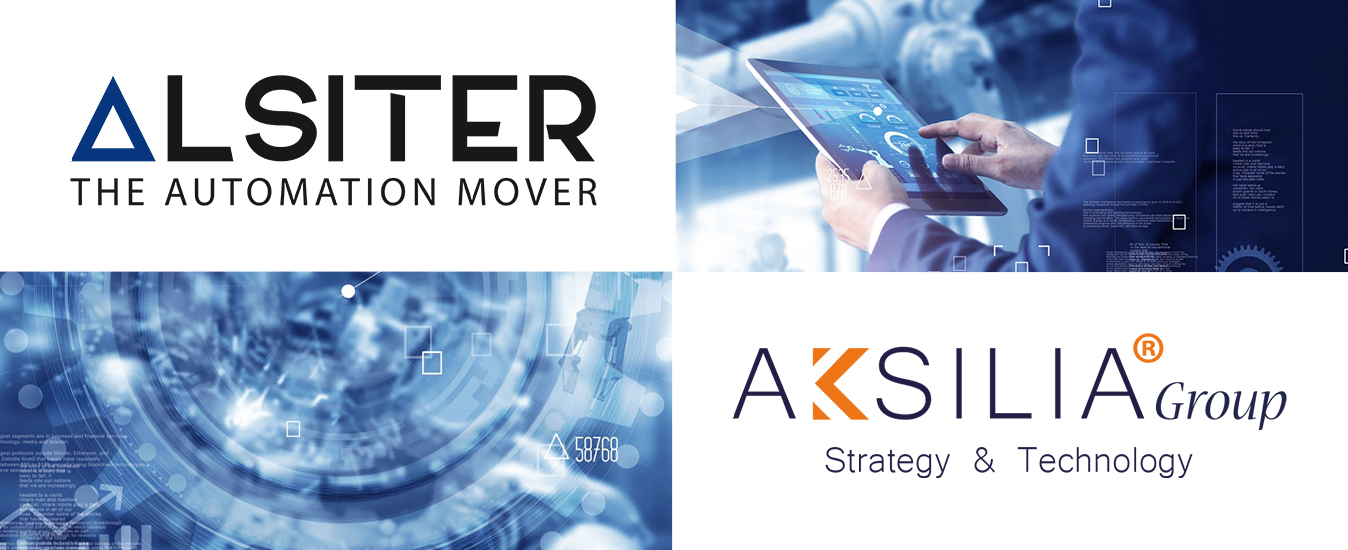 Partnership between Aksilia Group and Alsiter for turnkey industrial services