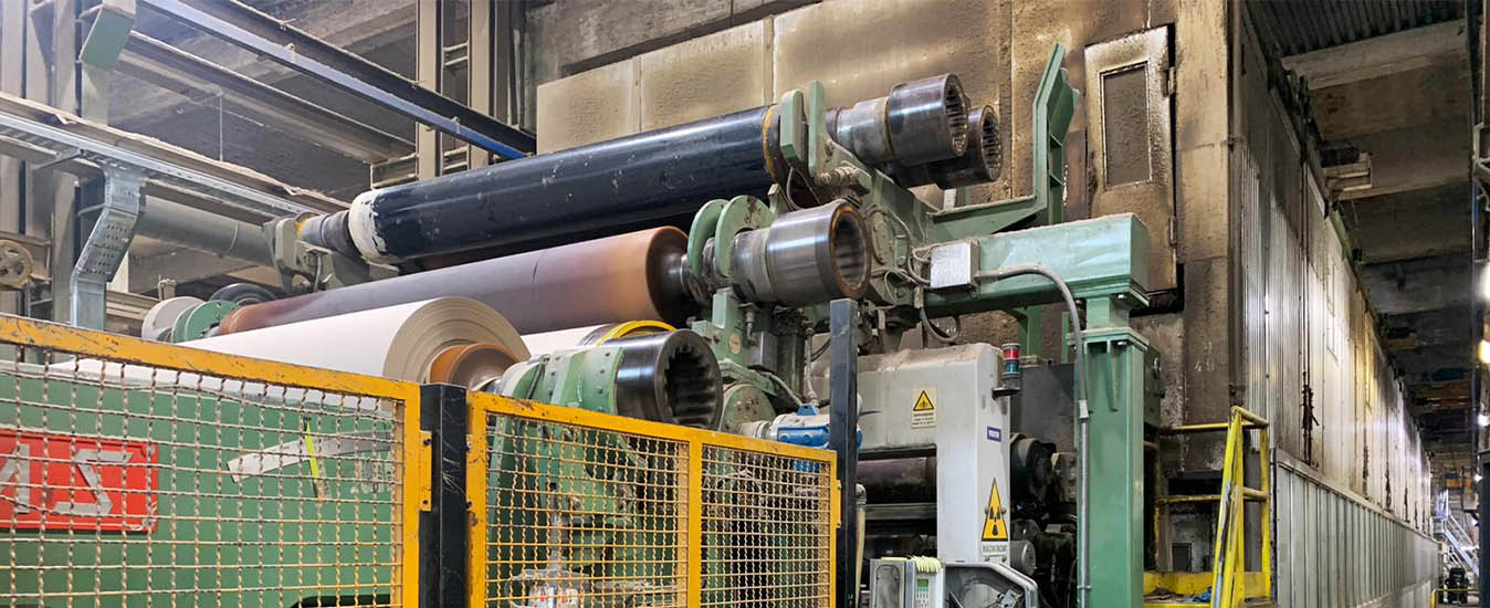 Revamping drives productivity at the paper mill Cartiera di Ferrara