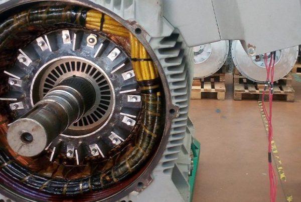 Riparazione Motori Industriali Alsiter